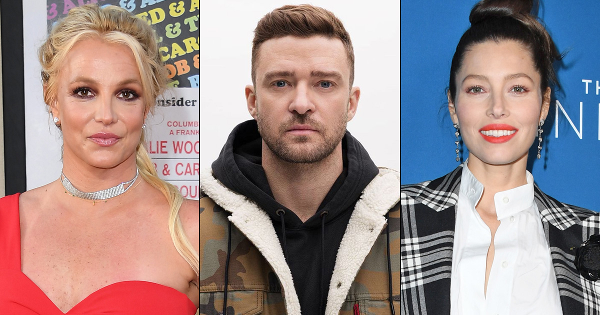Justin Timberlake Posts A Lengthy Apology To Britney Spears & Janet Jackson, Finds Support In Wife Jessica Biel