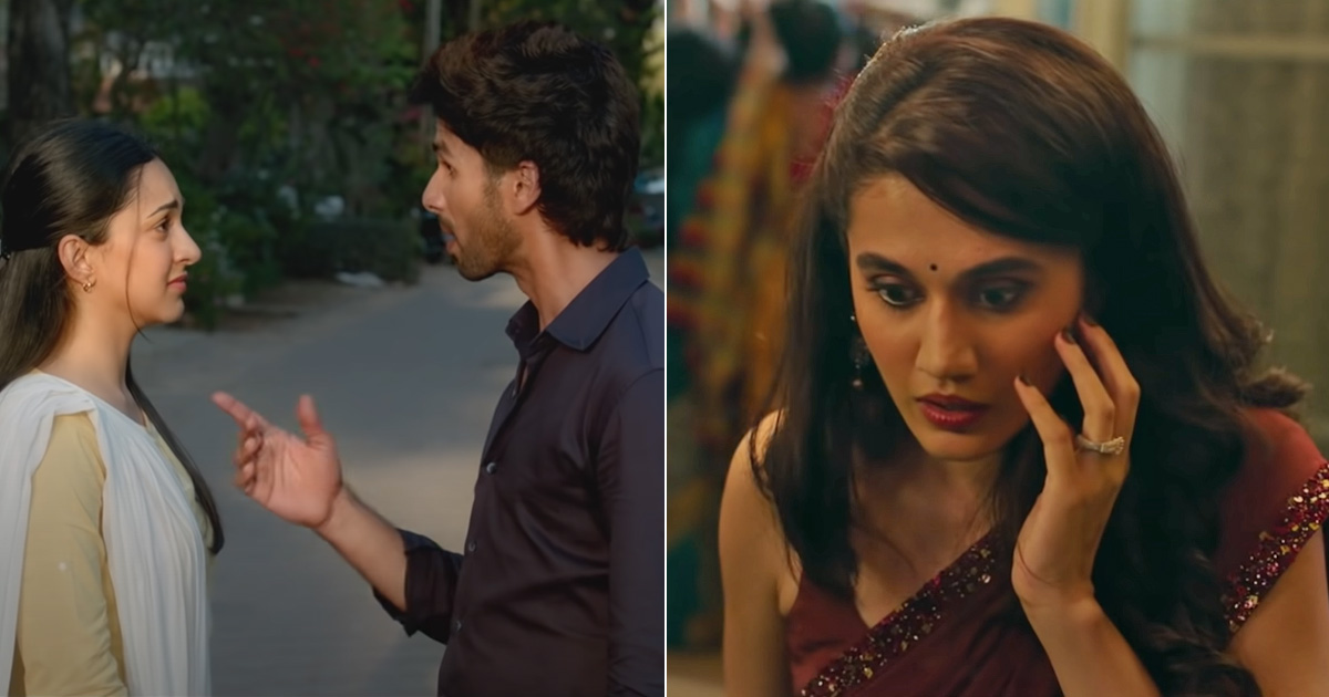 Kabir Singh To Thappad & More Here's A List Of The Many Times We Seen Actor Receive A Hand On Their Cheek
