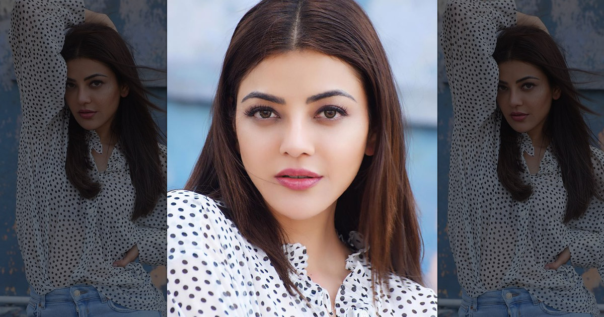Kajal Aggarwal's Eye Contact Is 'Dangerous' & She Knows It!