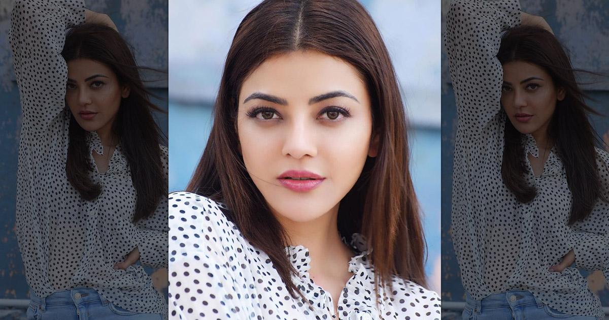 Kajal Aggarwal: Eye contact is dangerous but lovely