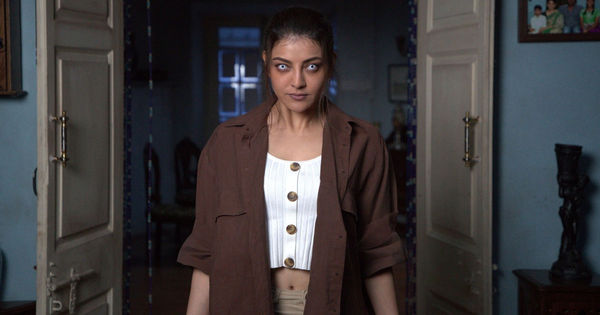 """Kajal Aggarwal On Shooting 'Live Telecast': """"I Haven't Slept Throughout The Shoot"""""""