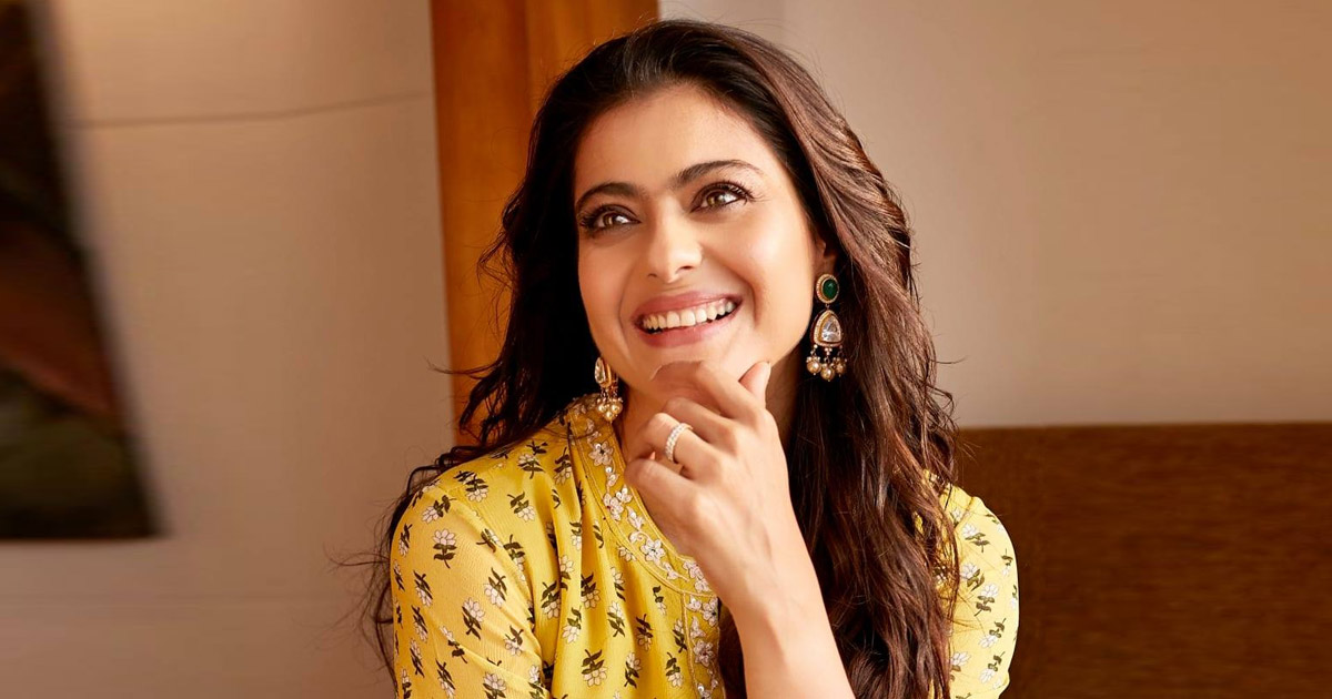 Kajol is looking for a cash cow!