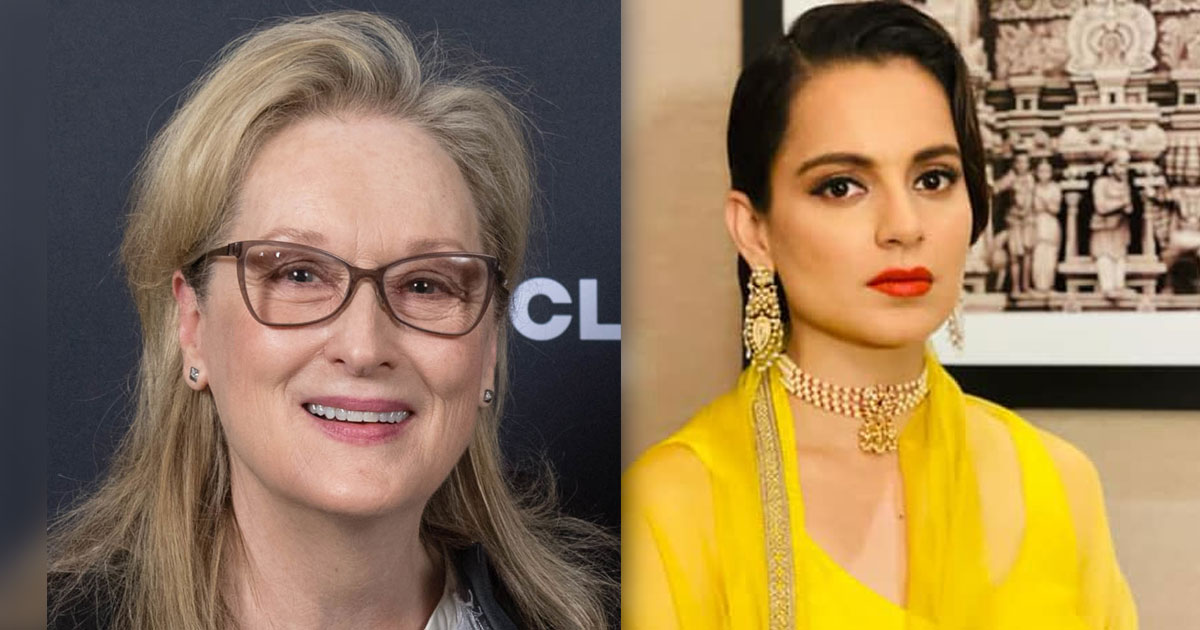 """Kangana Ranaut Continues Meryl Streep Comparisons, Asks How Many Padma Awards Does She Have: """"Come Out Of Your Slave Mentality"""""""