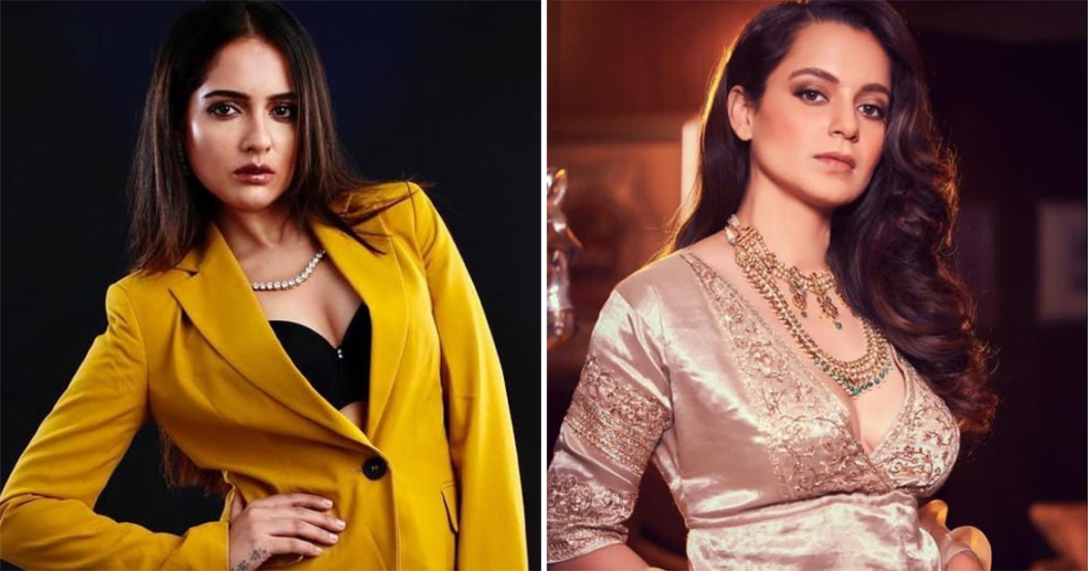 Actress Malvi Malhotra Reveals Kangana Ranaut Never Came Forward To Help When The Former Was A Victim Of Brutal Stabbing