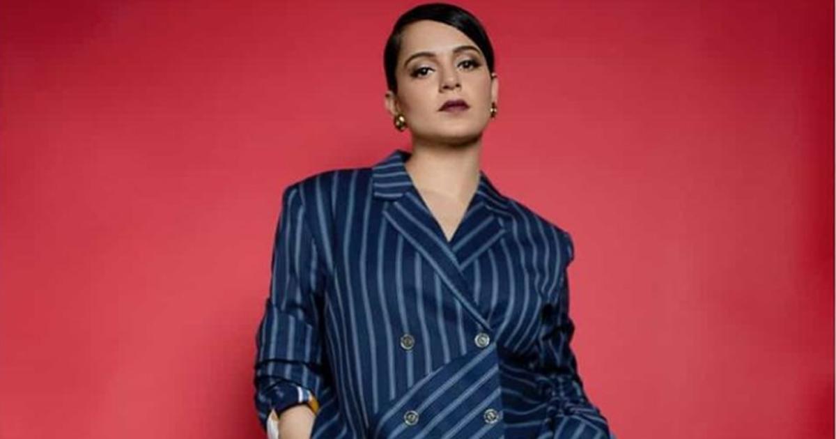 Kangana Ranaut Feels She Has Raw Talent Like Meryl Streep