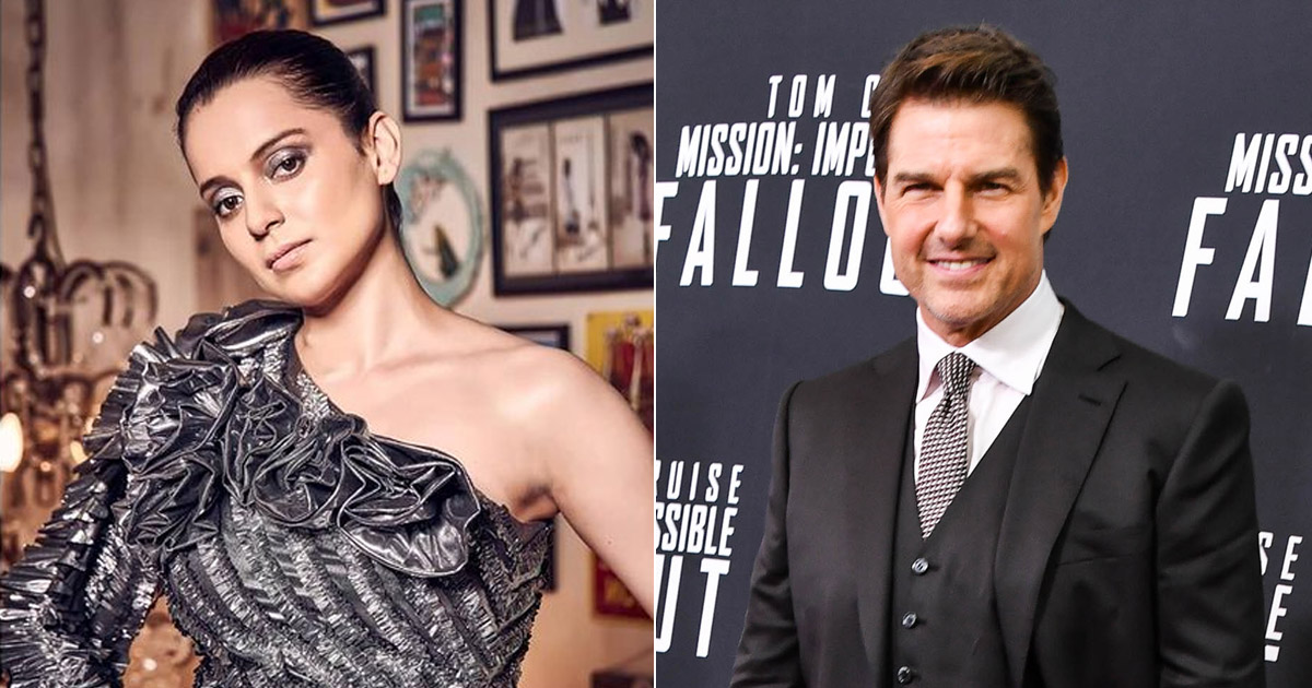 Kangana Ranaut Claims That She Is Better Than Tom Cruise When It Comes To Action, Check Out!