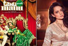 Kangana Ranaut says Tanu Weds Manu changed her career: I became the only actress after Sridevi to do comedy