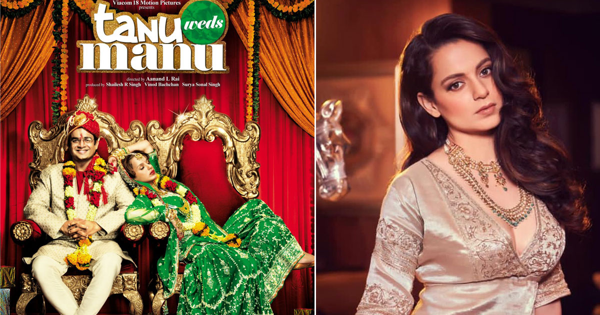"Kangana Ranaut On Ten Years Of Tanu Weds Manu: ""I Became The Only Actress After Sridevi Ji To Do Comedy"""