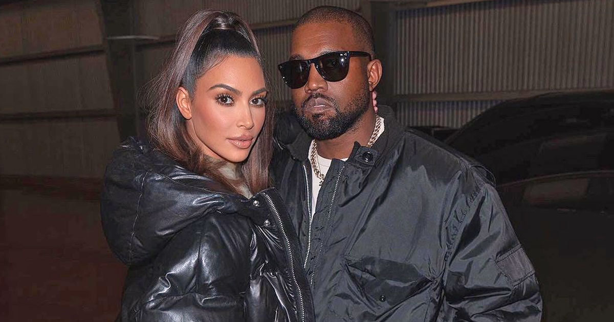 Kanye West Moves 500 Pairs Of Sneakers Out Of Kim Kardashian's House? Find Out