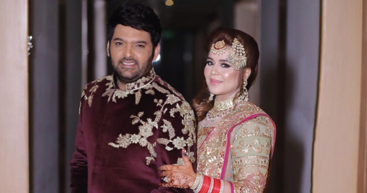 Kapil Sharma & Wife Ginni Chathrath Welcome Baby No. 2