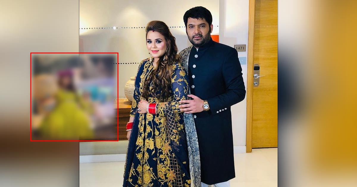 Kapil Sharma's Wife Ginni Chatrath Is Glowing In This Unseen Pic From Her Baby Shower With Little Anayra, Check Out