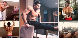 Karan Singh Grover Teaches Us How To Ditch Machines & Use 'Desi Jugaad' For Working Out