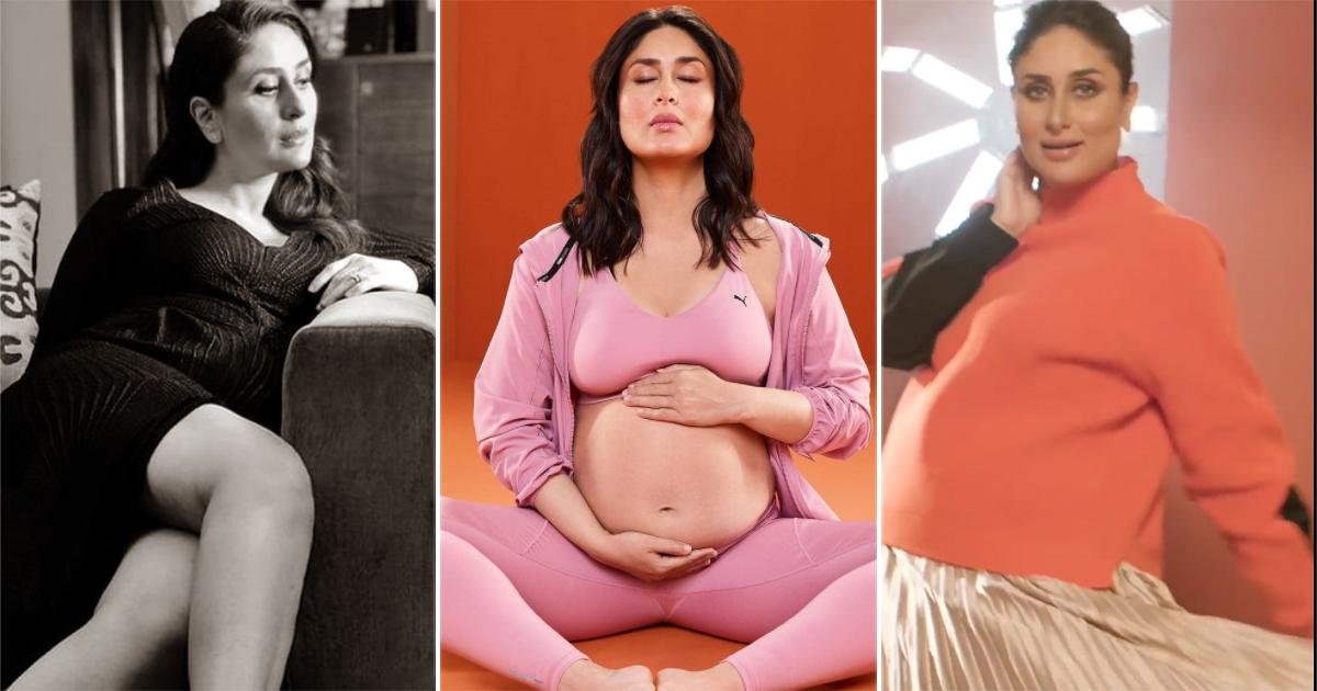 Kareena Kapoor Khan's Breakfast To Dinner Outfit Ideas - Maternity Ideas