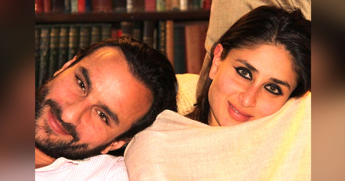 Kareena Kapoor Khan & Saif Ali Khan's Newborn's Name To Not Be Decided By Them?