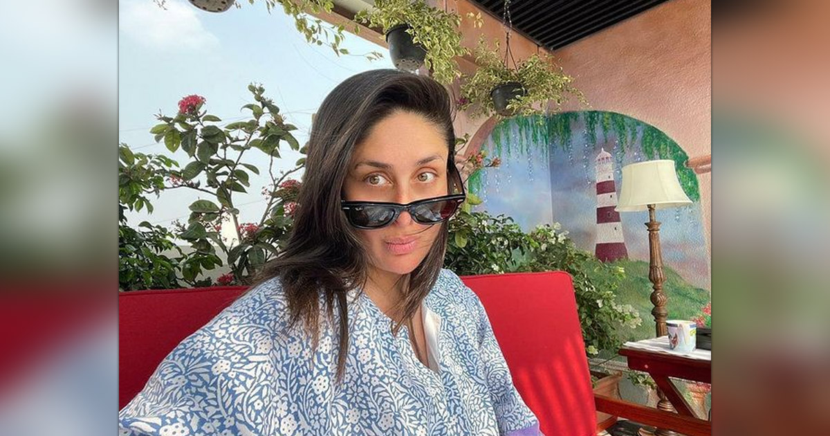 For Kareena Kapoor Khan, 'Kaftan & Pouts Continue' No Matter What The Scene Is