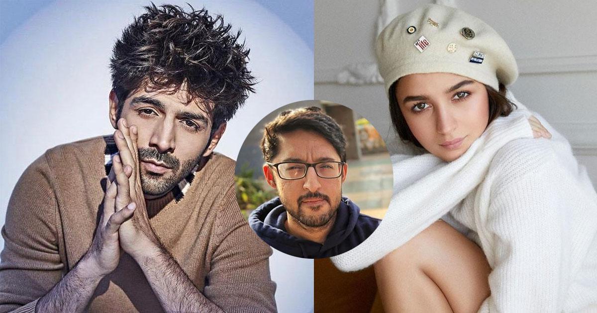 Alia Bhatt & Kartik Aaryan Are Leading The Race To Star In Gunjan Saxena Fame Director Sharan Sharma's Next?