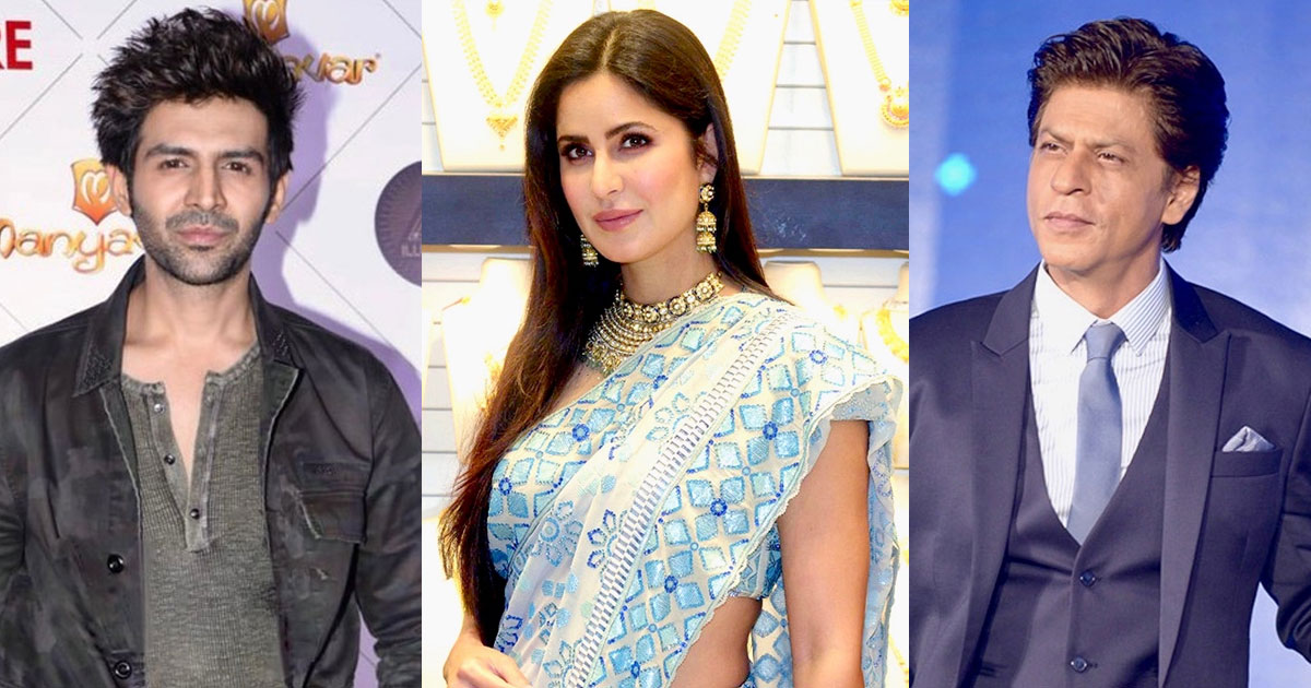 Kartik Aaryan & Katrina Kaif To Team Up With Shah Rukh Khan For A Project? Deets Inside!