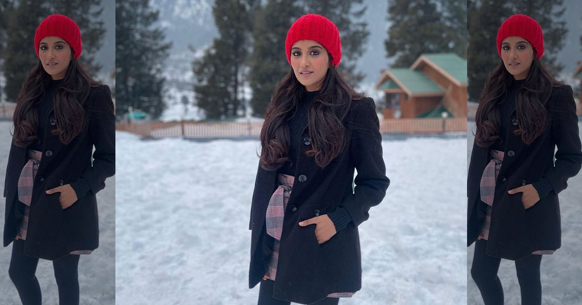 Kashmir Shoot Of 'Choti Sarrdaarni' Makes Nimrit Kaur Ahluwalia Nostalgic