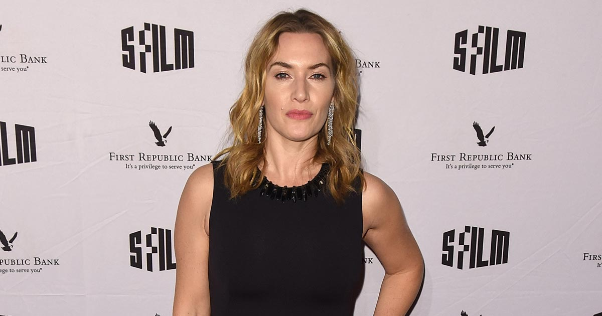 "Kate Winslet: ""This Is The Decade Of Women Supporting Other Women"""