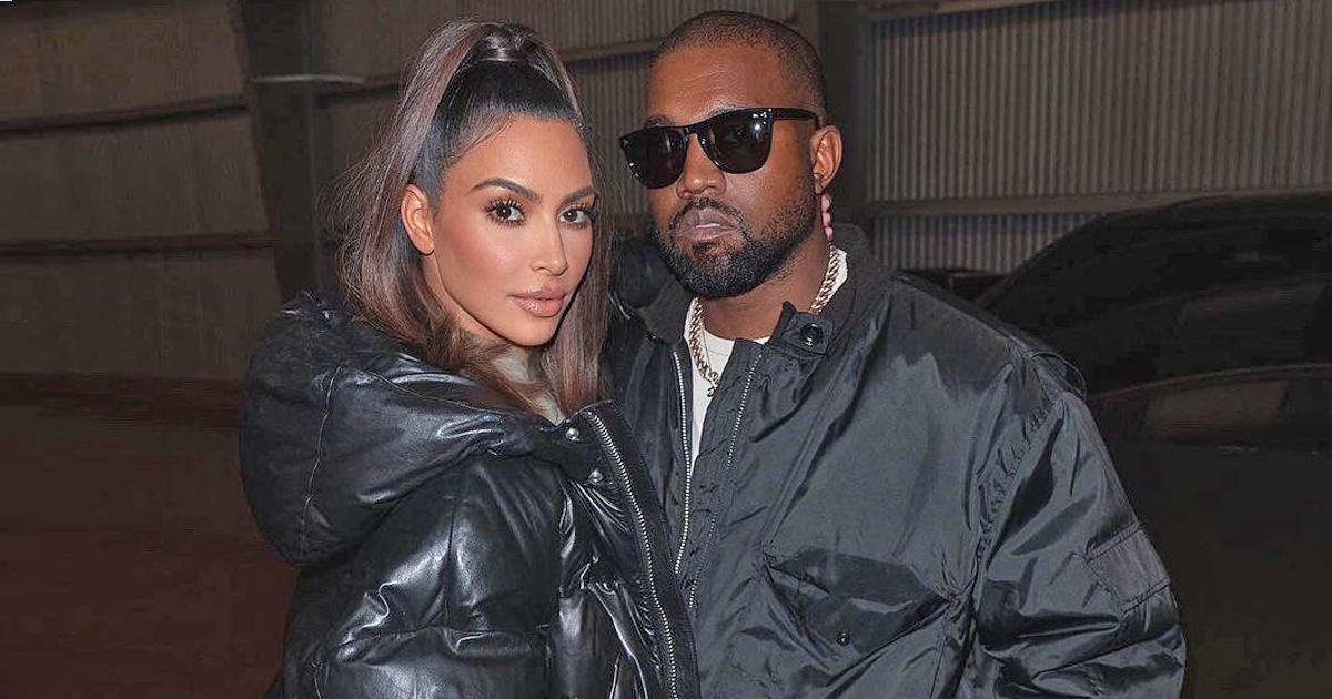 Kim Kardashian To Celebrate Valentine's Day With Her & Kanye West's Kids