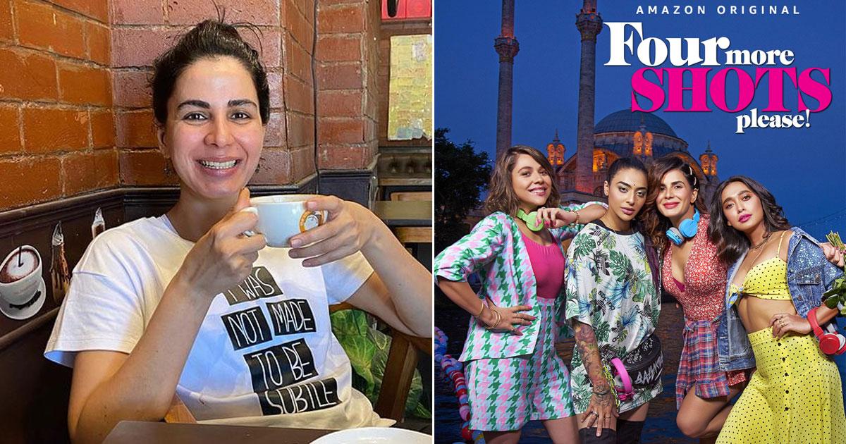 Kirti Kulhari Starts Shooting For 'Four More Shots Please!' Season 3