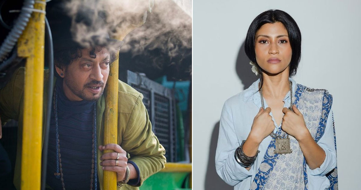 An Irrfan Khan Wall In Bandra 'Stops The Heart' Of Konkona Sensharma & We Can Relate To Her!