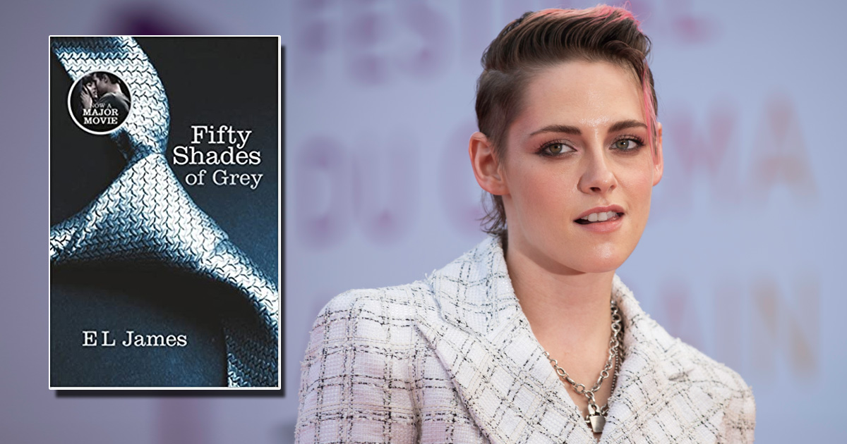 Kristen Stewart Once Compared Fifty Shades Of Grey To P*rn