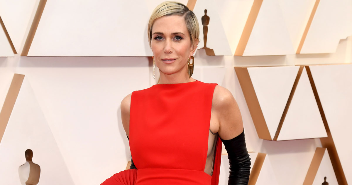 Kristen Wiig reveals names of her twins with creativity!
