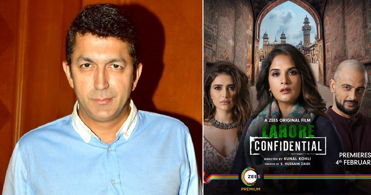 Kunal Kohli Reveals What Is Different About 'Lahore Confidential' & We Cannot Wait To Watch It Already!