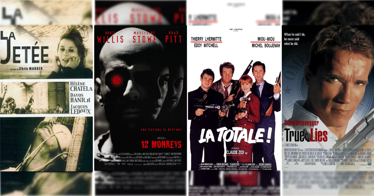 French Films Like La Jetée & La Totale Were Adapted In Hollywood As 12 Monkeys & True Lies – Check Out Others That Did The Same