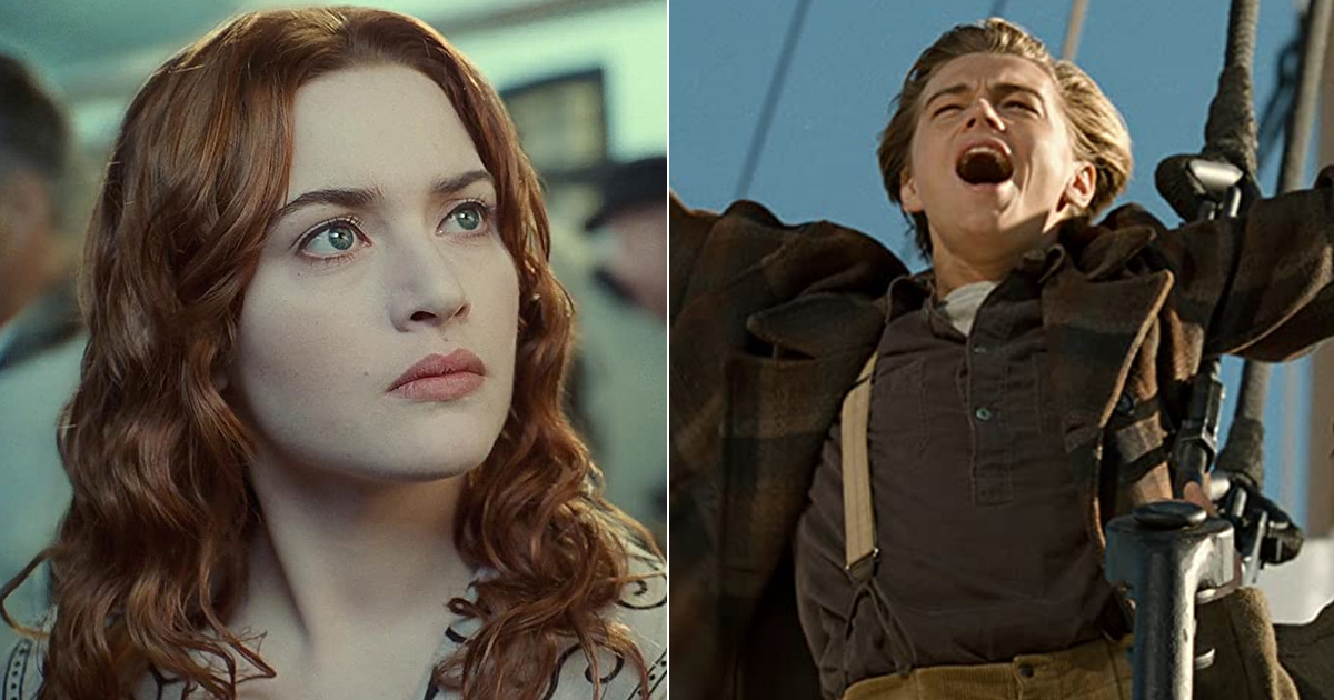 Leonardo DiCaprio Would Fart In His Coat On Titanic Sets & Sweep It On Kate Winslet's Face!