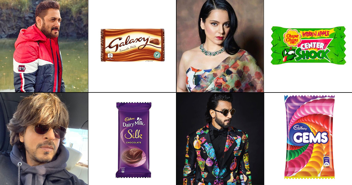 Chocolate Day 2021: Ranveer Singh As 'Gems', Salman Khan As 'Galaxy' – List Of Bollywood Stars Resembling Our Favourite Chocolates!