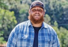 Luke Combs apologises for using Confederate flag imagery