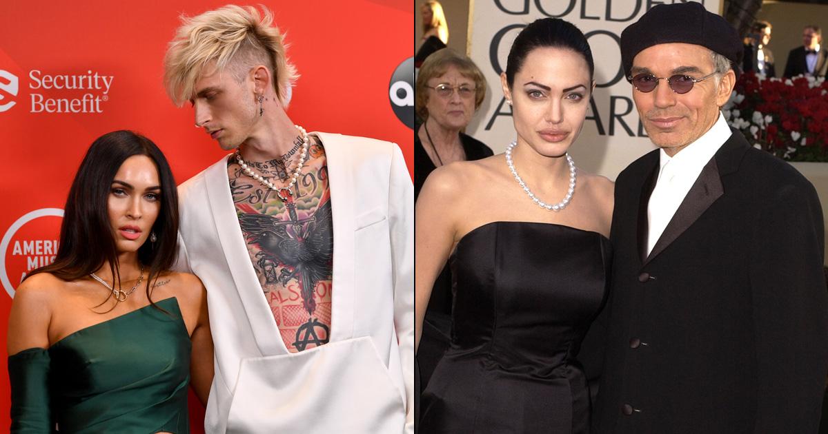 Machine Gun Kelly Confirms Wearing Megan Fox's Blood Around His Neck