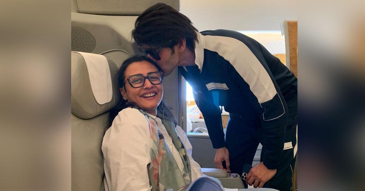 Mahesh Babu Gets All-Filmy & Romantic While Wishing Wifey Namrata ….