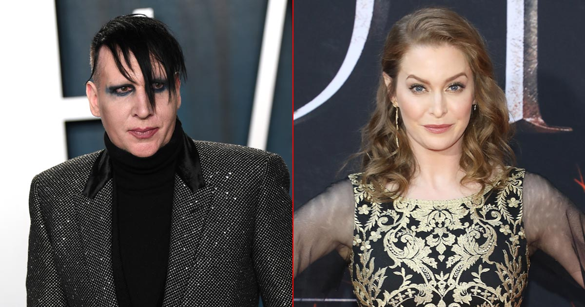 Marilyn Manson Accused Of Physical & S*xual Abuse From Esmé Bianco