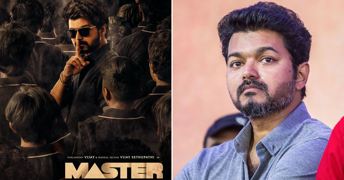 Producer Of Master Confirms Of Thalapathy Vijay Being Paid A Huge Sum
