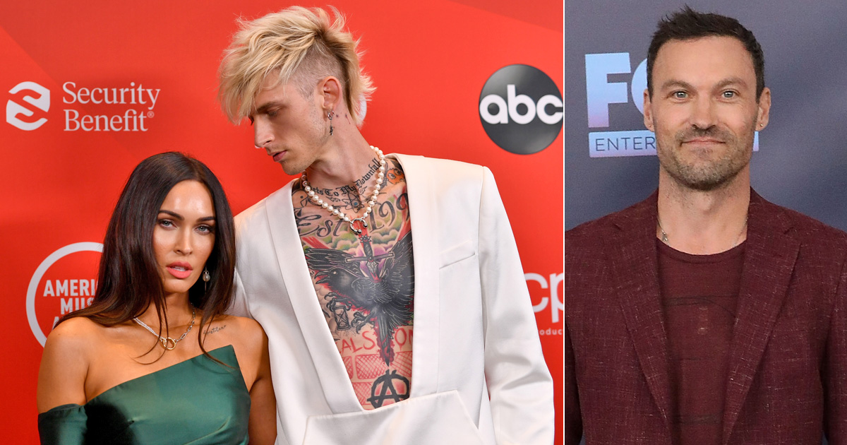 Megan Fox Is Eager To Finalize Divorce With Brian Austin Green To Start A New Life With Machine Gun Kelly