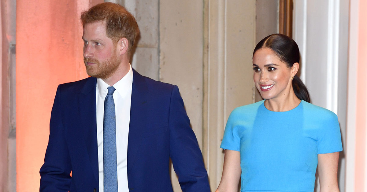 Meghan and Harry to talk of royal family tension with Oprah Winfrey (PC: Getty Images)