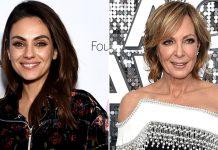 Mila Kunis shares 'yin-yang energy' on screen with Oscar winner Allison Janney