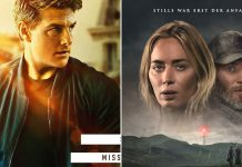 'Mission: Impossible 7,' 'A Quiet Place 2' to Debut on Paramount Plus After 45 Days in Theaters