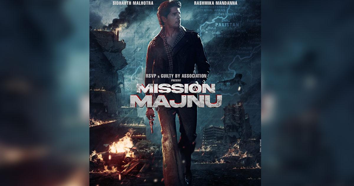 Sidharth Malhotra Starrer Mission Majnu starts in Lucknow