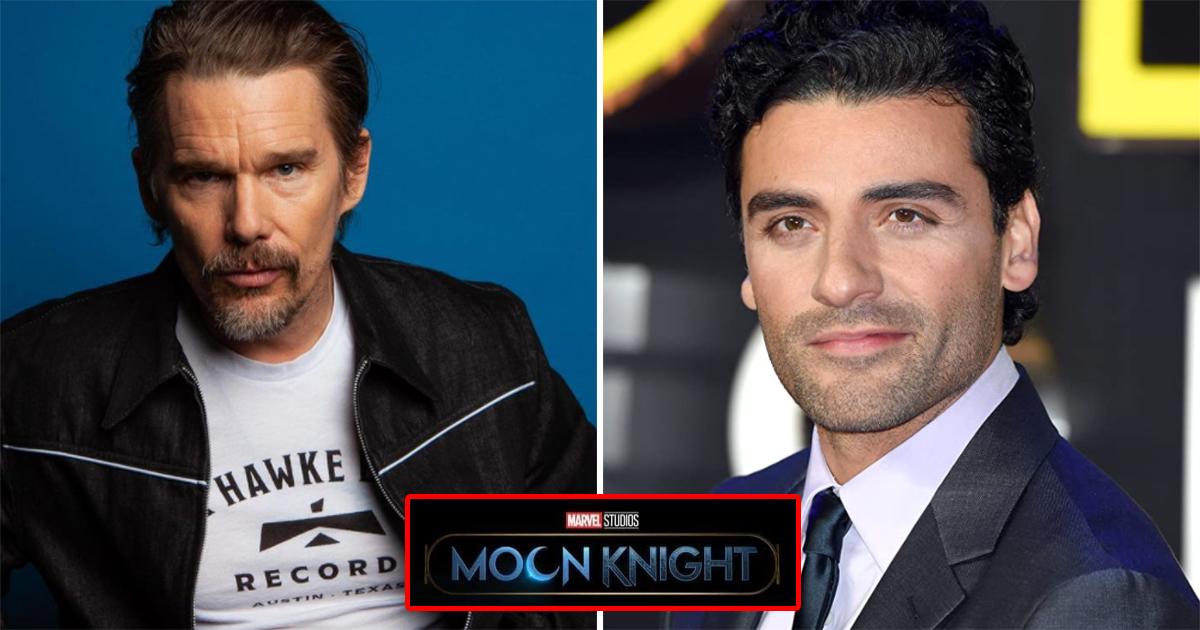 Ethan Hawke Calls Oscar Isaac The Reason He Signed Moon Knight