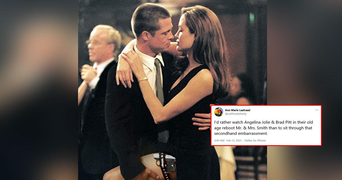 Mr. & Mrs. Smith Reboot - Netizens React To Angelina Jolie & Brad Pitt Starrer, Check Out