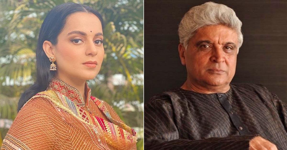 Mumbai Court Summons Kangana Ranaut About Javed Akhtar's Complaint