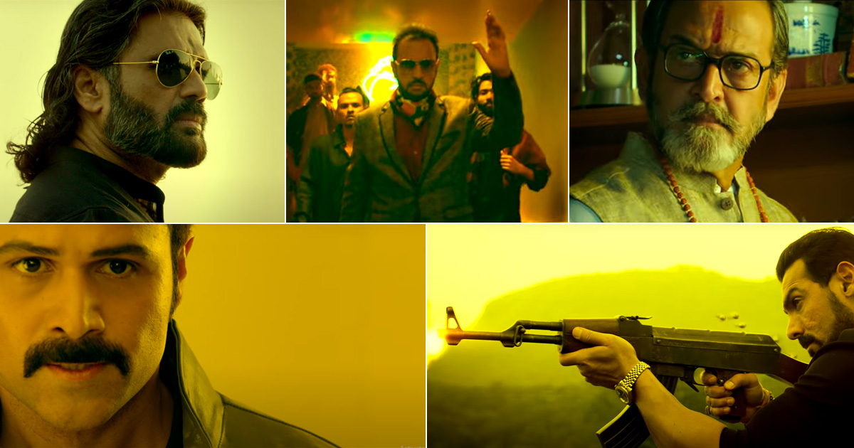 Mumbai Saga Teaser Featuring John Abraham, Emraan Hashmi, Directed By Sanjay Gupta Out