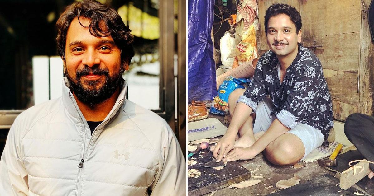 Namit Das Pens Note About Cobbler Who Trained Him For 'A Suitable Boy' Role