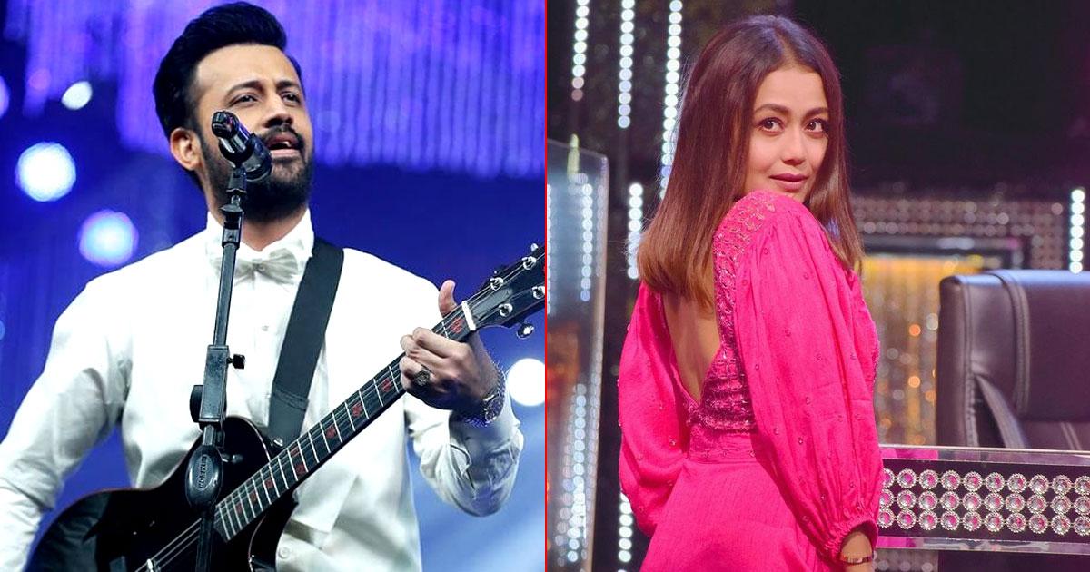 Neha Kakkar Tried To Make Atif Aslam's Female Fans Jealous During 2018 Concert In Houston