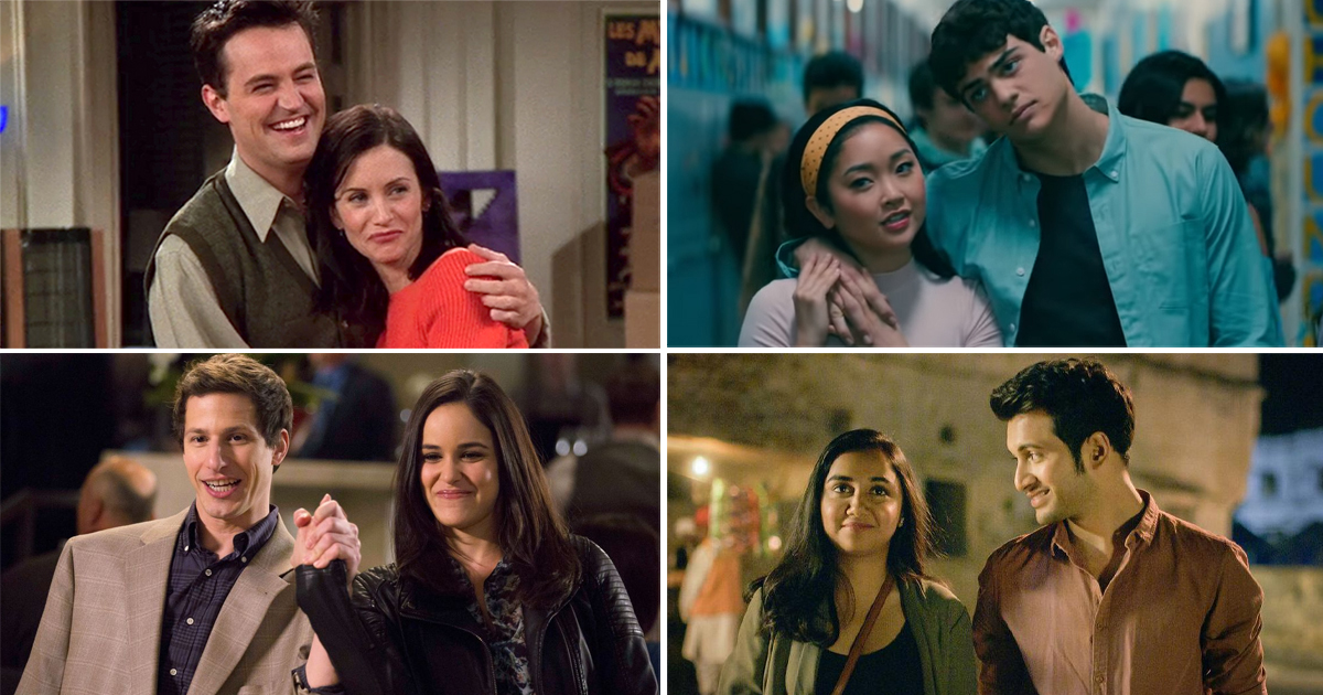 Valentine's Day 2021: Planning To Propose? Chandler-Monica, Jake-Amy & More 'Filmy' Couples Are Here To Help You! Read On
