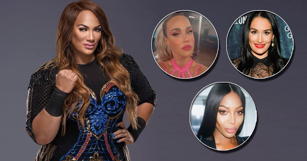 Nia Jax's 'My Hole' Statement Goes Viral; WWE Stars Like Lana, Nikki Bella, Naomi & Other React